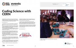 Coding Science with CERN (CERN Microclub project)