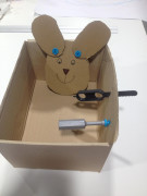 cardboard lab session Automnales