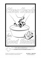 Clean hands for good health